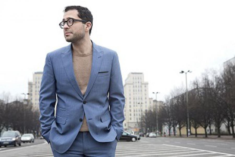 Britten Sinfonia: At Lunch One with Mahan Esfahani