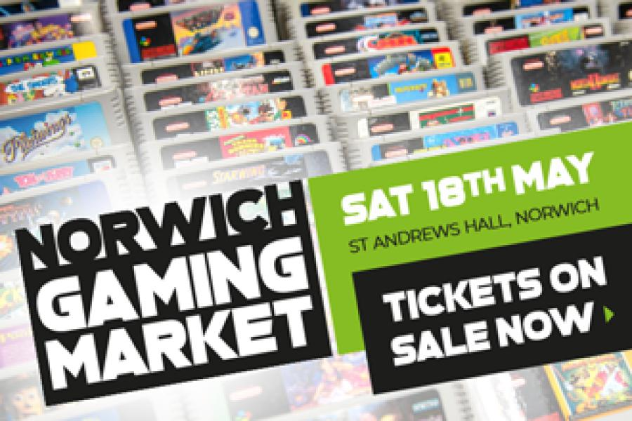Norwich Gaming Market