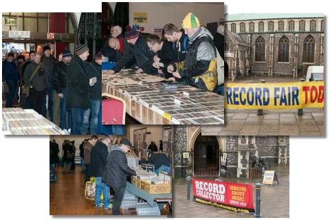 CANCELLED VIP Record Fair